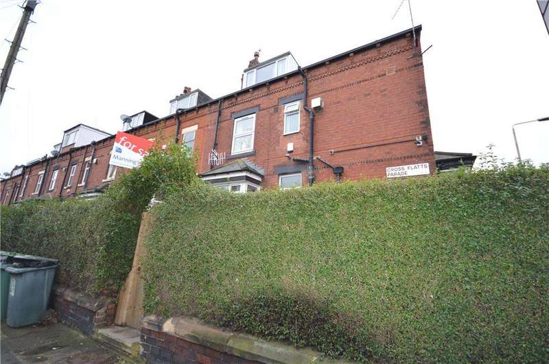4 Bedrooms Terraced House for sale in Cross Flatts Parade, Leeds