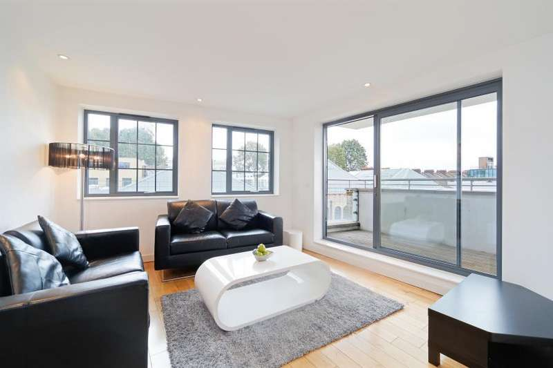 2 Bedrooms Apartment Flat for sale in East One Apartments, Spitalfields E1