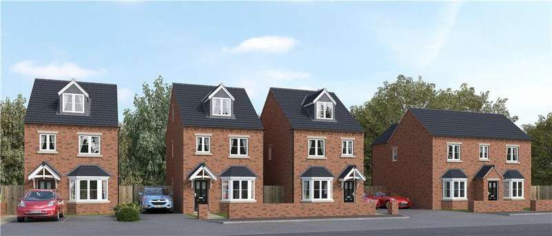 4 Bedrooms Detached House for sale in Cricketers View, Green Lane, Garforth, Leeds, West Yorkshire