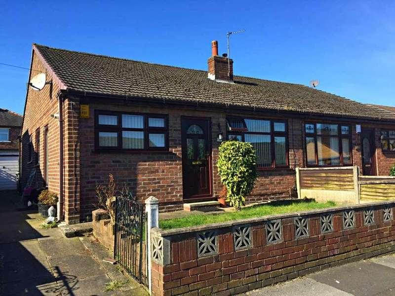 2 Bedrooms Bungalow for sale in Windsor Drive, Haydock