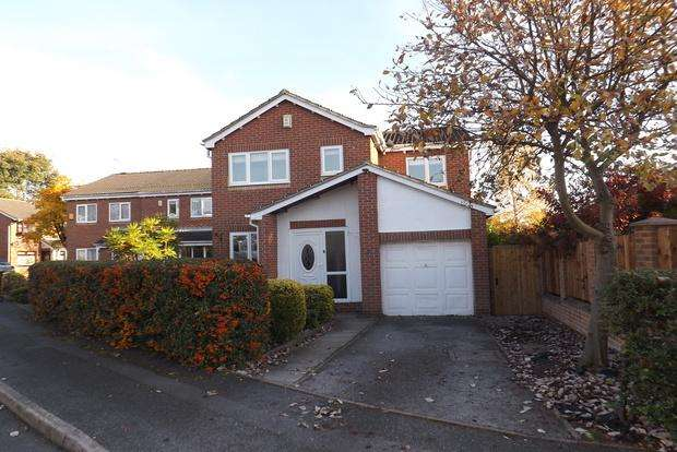 4 Bedrooms Detached House for sale in Pennant Road, Nottingham, NG6