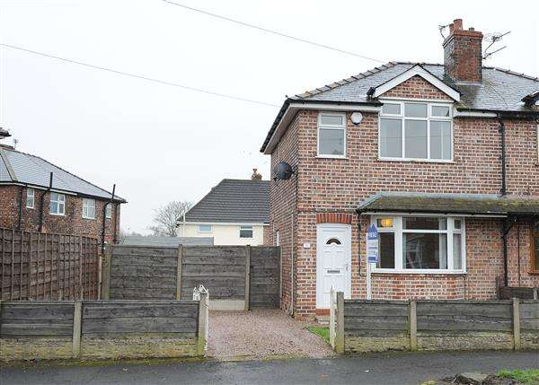 3 Bedrooms Semi Detached House for sale in 23 Boundary Road, Irlam M44 6FU