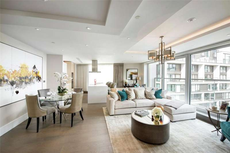 2 Bedrooms House for sale in Benson House, 4 Radnor Terrace, London, W14