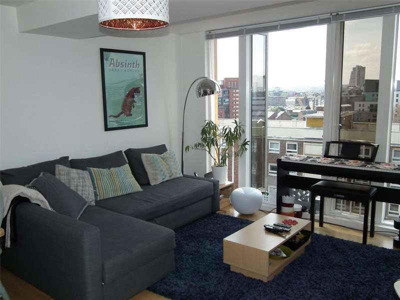 2 Bedrooms Flat for sale in Saxton, The Avenue, Leeds, West Yorkshire, LS9