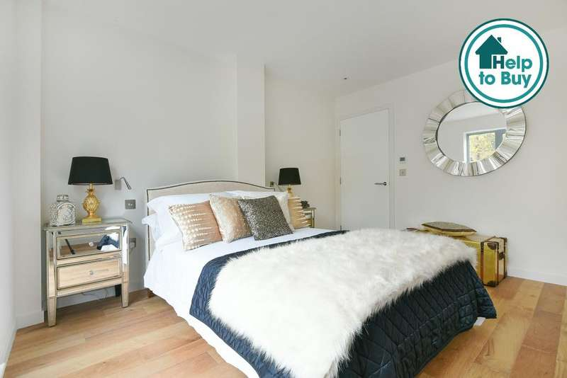 1 Bedroom Flat for sale in Flaxman Road Camberwell SE5
