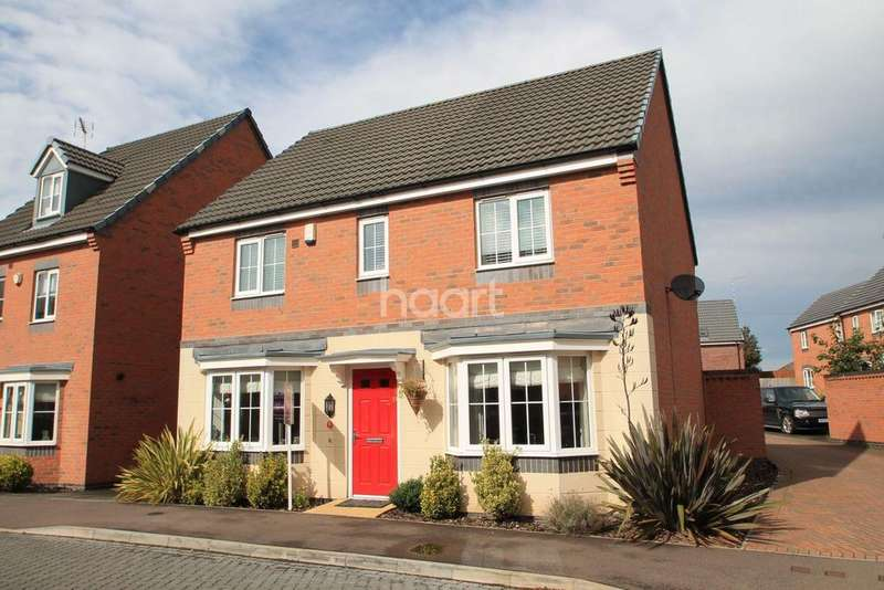 4 Bedrooms Detached House for sale in Owston Road, Annesley