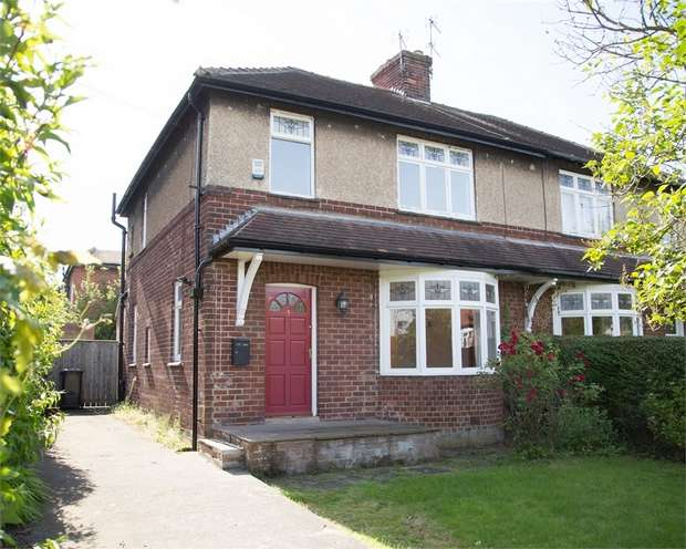 3 Bedrooms Semi Detached House for sale in Whitesmocks, Durham City