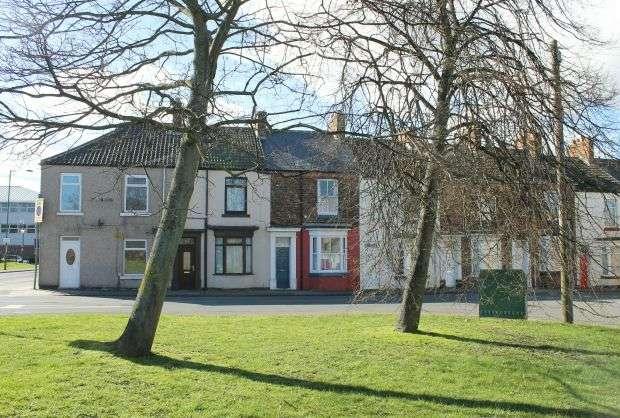 2 Bedrooms Terraced House for sale in Walton Terrace, Guisborough