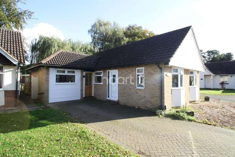 3 Bedrooms Bungalow for sale in Leverington