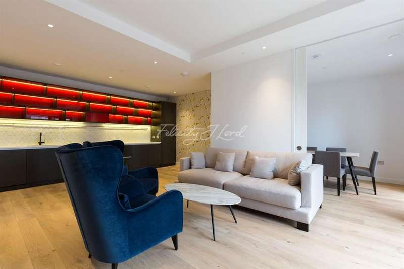 3 Bedrooms Flat for sale in Hercules House, London City Island, E14