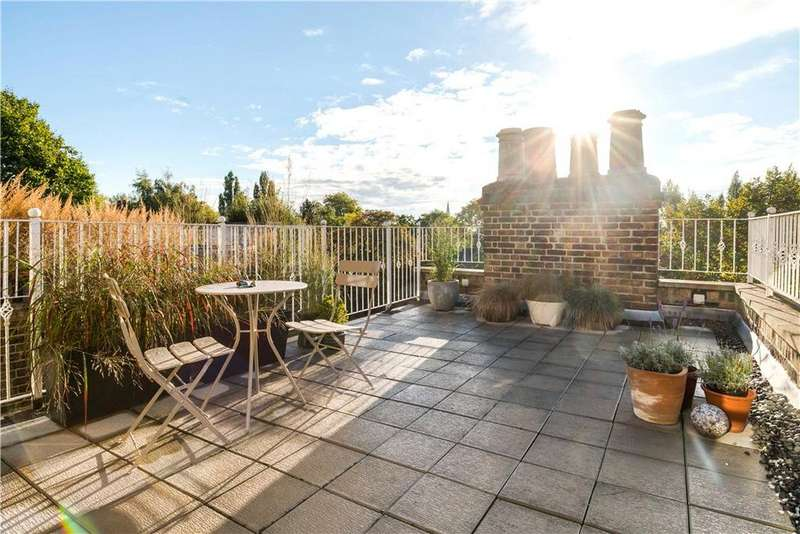 2 Bedrooms Flat for sale in Englands Lane, Belsize Park, London, NW3