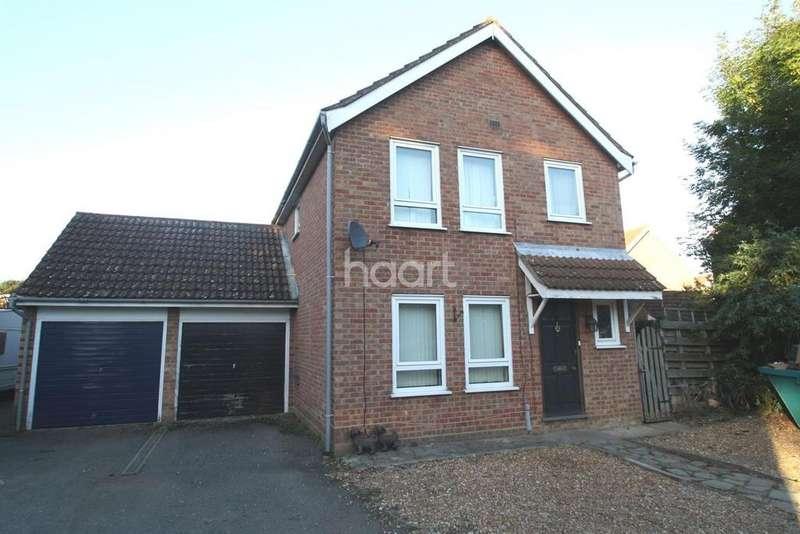 4 Bedrooms Detached House for sale in Leverington
