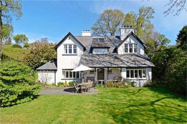 5 Bedrooms Detached House for sale in Morfa Bychan Road, Porthmadog, Gwynedd