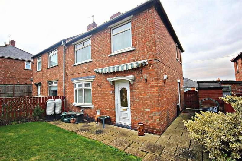 3 Bedrooms Semi Detached House for sale in Northlands, Chester Le Street