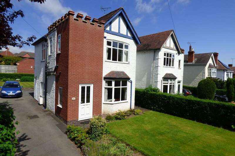 3 Bedrooms Semi Detached House for sale in Highwood Road, Uttoxeter, Staffordshire, ST14 8BG