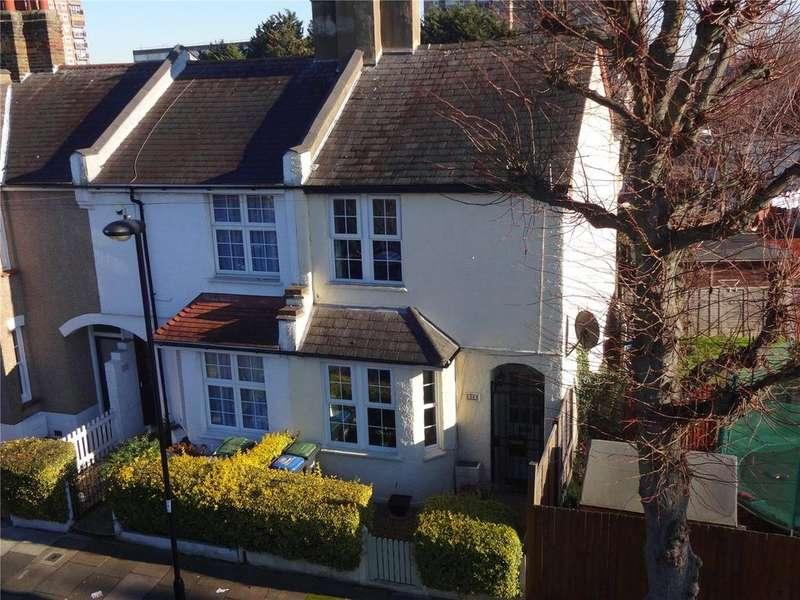 2 Bedrooms End Of Terrace House for sale in Landseer Road,, Bush Hill Park,, Enfield, EN1