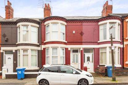 3 Bedrooms Terraced House for sale in Auburn Road, Tuebrook, Old Swan`, Liverpool, L13