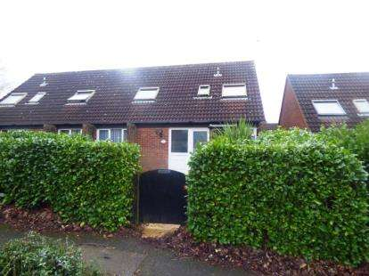 3 Bedrooms Semi Detached House for sale in Langcliffe Drive, Heelands, Milton Keynes