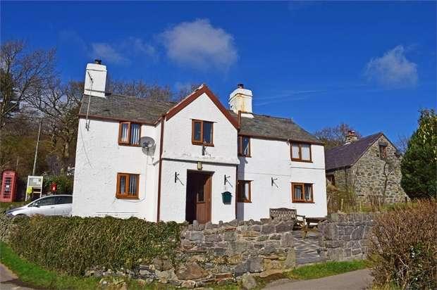 3 Bedrooms Detached House for sale in Llanrhychwyn, Trefriw, Conwy