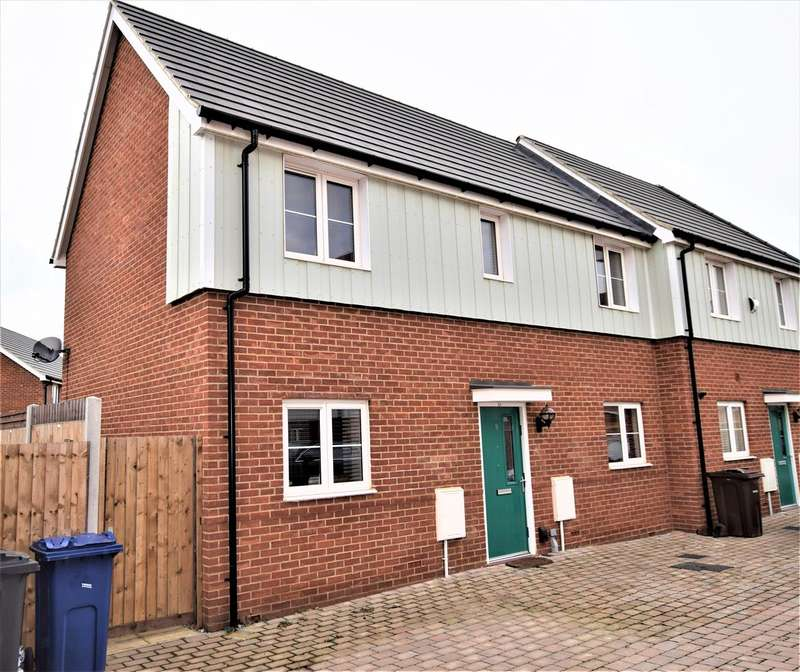3 Bedrooms Semi Detached House for sale in Grangewick Road, Grays