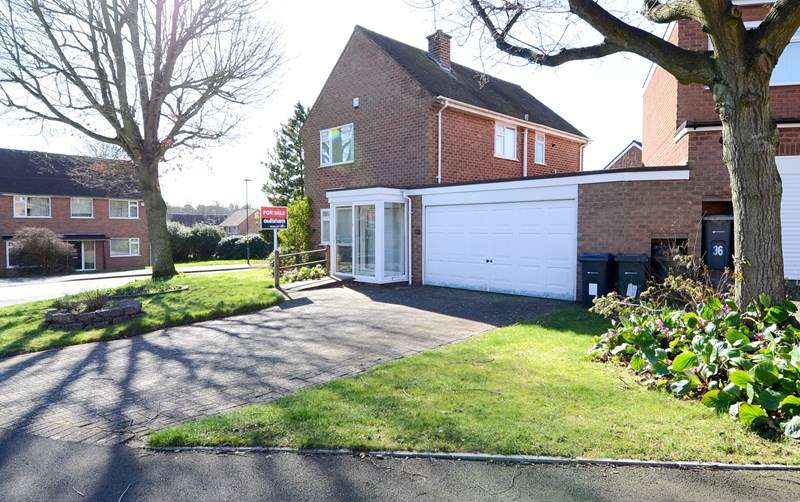 3 Bedrooms Detached House for sale in Corvedale Road, Selly Oak, BOURNVILLE VILLAGE TRUST