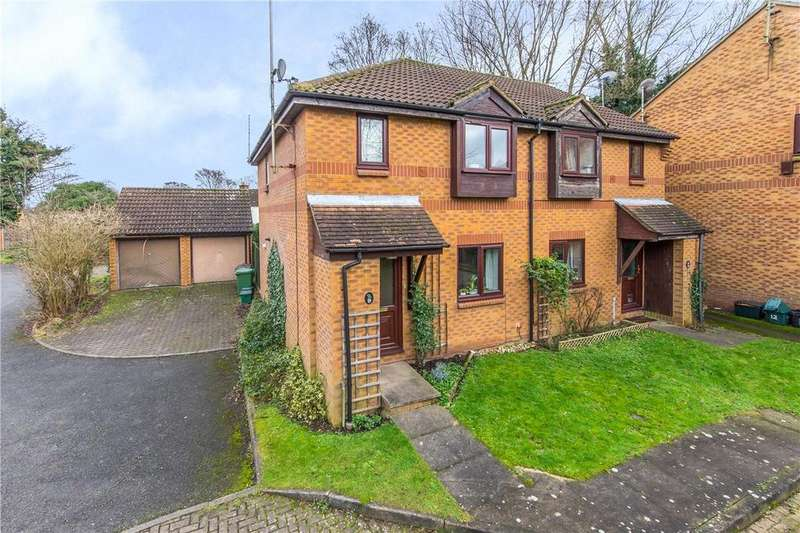 3 Bedrooms Semi Detached House for sale in Mercers Row, St. Albans, Hertfordshire