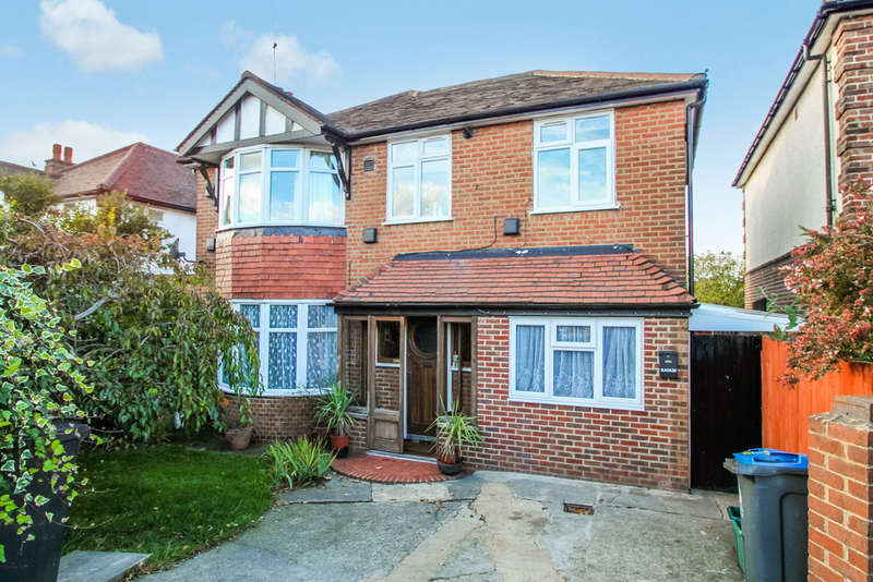 2 Bedrooms Ground Flat for sale in Tolworth Rise North, Surbiton