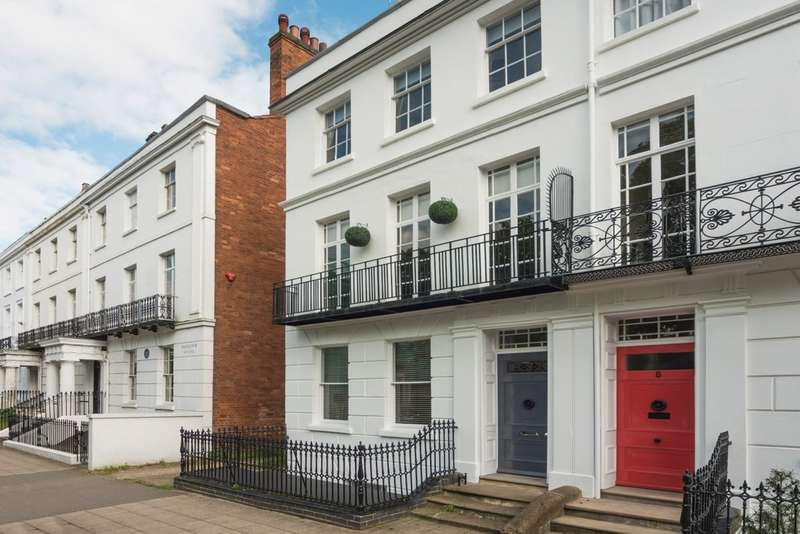 3 Bedrooms Town House for sale in Clarendon Square, Leamington Spa