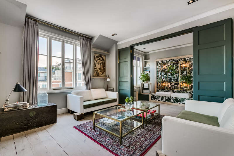2 Bedrooms Flat for sale in Hereford House, Fulham Road, SW10