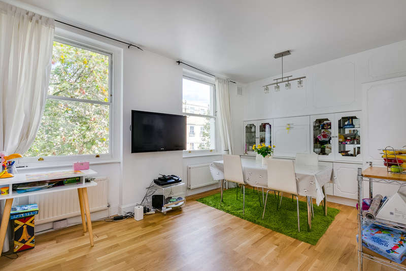 2 Bedrooms Flat for sale in Finborough Road, SW10