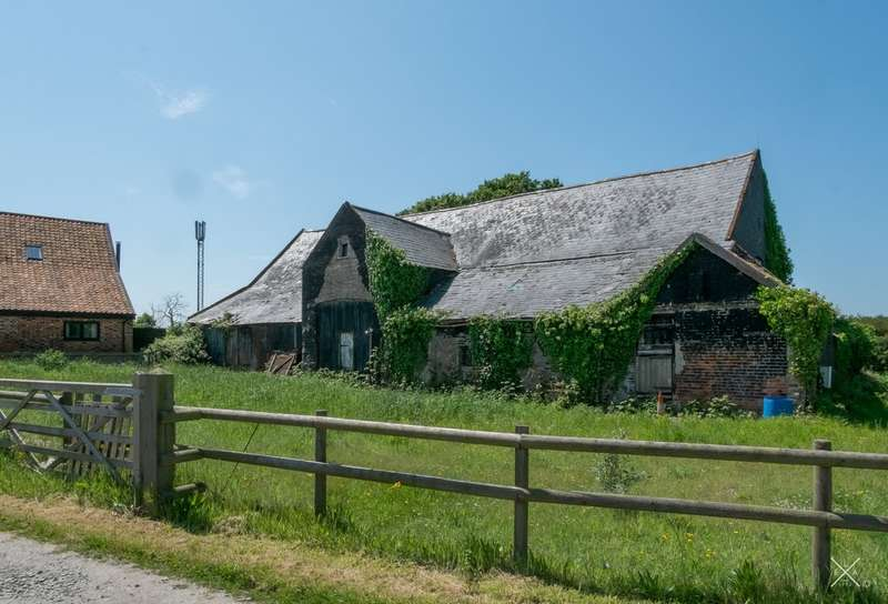 5 Bedrooms Land Commercial for sale in Hall Farm Barns, Beccles Road, Belton