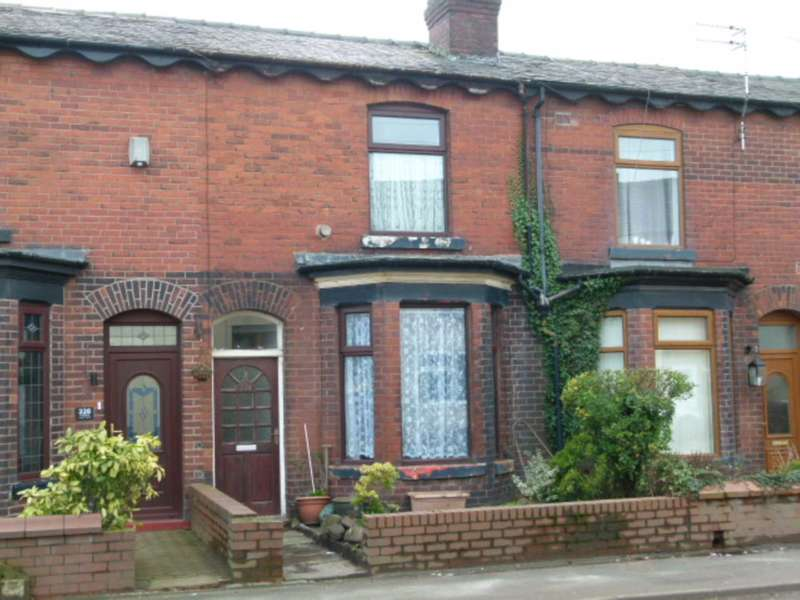 2 Bedrooms Terraced House for sale in Station Road, Blackrod