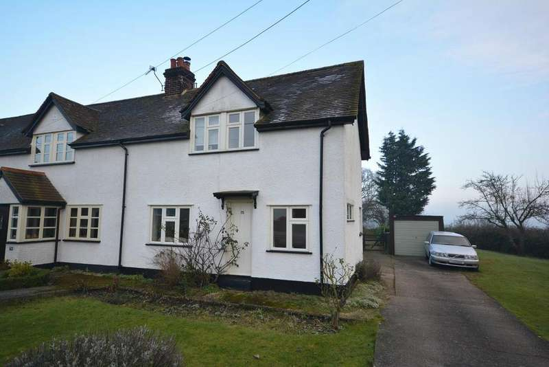 3 Bedrooms Cottage House for sale in Thistley Green Road, Braintree, Essex, CM7