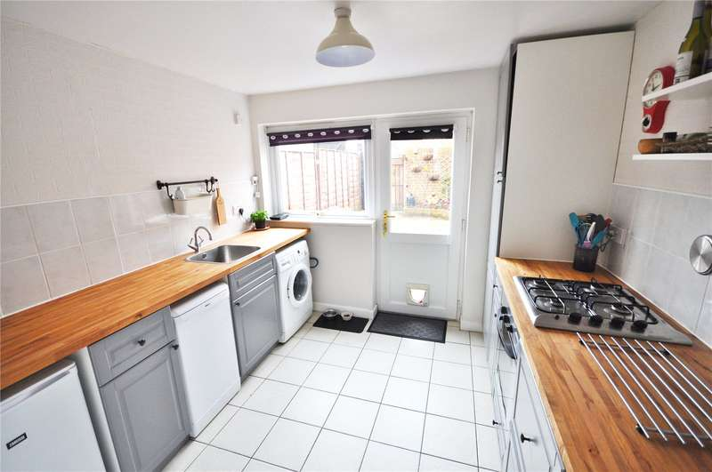2 Bedrooms End Of Terrace House for sale in Andover Street, Swindon, Wiltshire, SN1