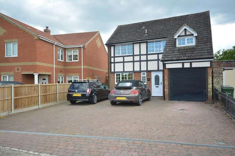 4 Bedrooms Detached House for sale in Thistley Green Road, Braintree, Essex, CM7