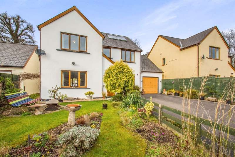 4 Bedrooms Detached House for sale in Park Place, Maes Y Gwartha, Gilwern, Abergavenny