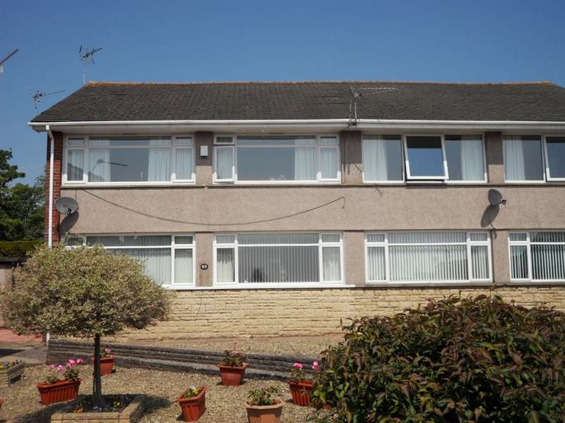 2 Bedrooms Flat for sale in Minehead Avenue, Sully