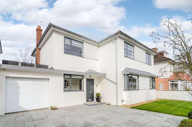 6 Bedrooms Detached House for sale in Strawberry Hill