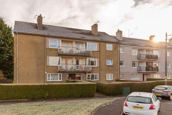 2 Bedrooms Flat for sale in 1/1, 9 Glenspean Street, Glasgow, G43 2YZ