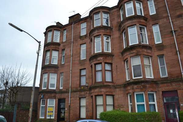 1 Bedroom Flat for sale in 1/1, 25 McCulloch Street, Glasgow, G41 1SU