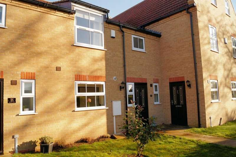 3 Bedrooms Town House for sale in Rectory Park, Sturton By Stow, Lincoln