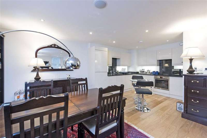 2 Bedrooms Flat for sale in Quinnell House, 200 St. Ann's Hill, London, SW18