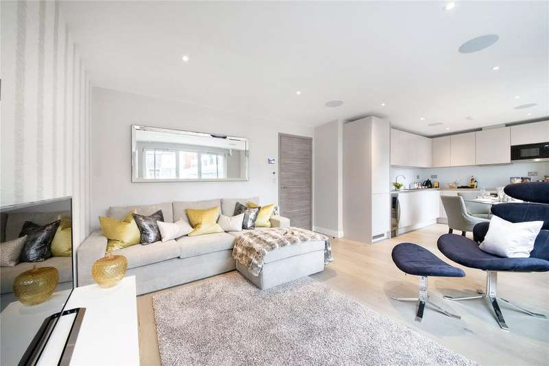 2 Bedrooms Flat for sale in Ashburnham Mews, Westminster, London, SW1P