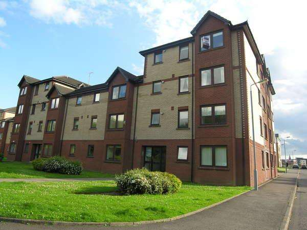 2 Bedrooms Flat for sale in 48 Bulldale Street, Yoker, Glasgow, G14 0NA