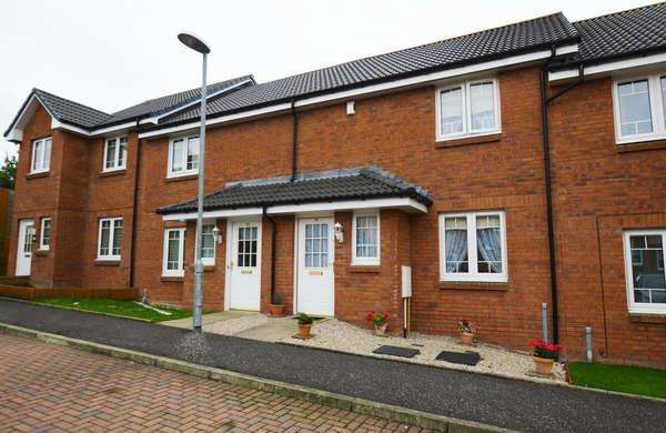 2 Bedrooms Terraced House for sale in 50 Meiklelaught Place, Saltcoats, KA21 6GS