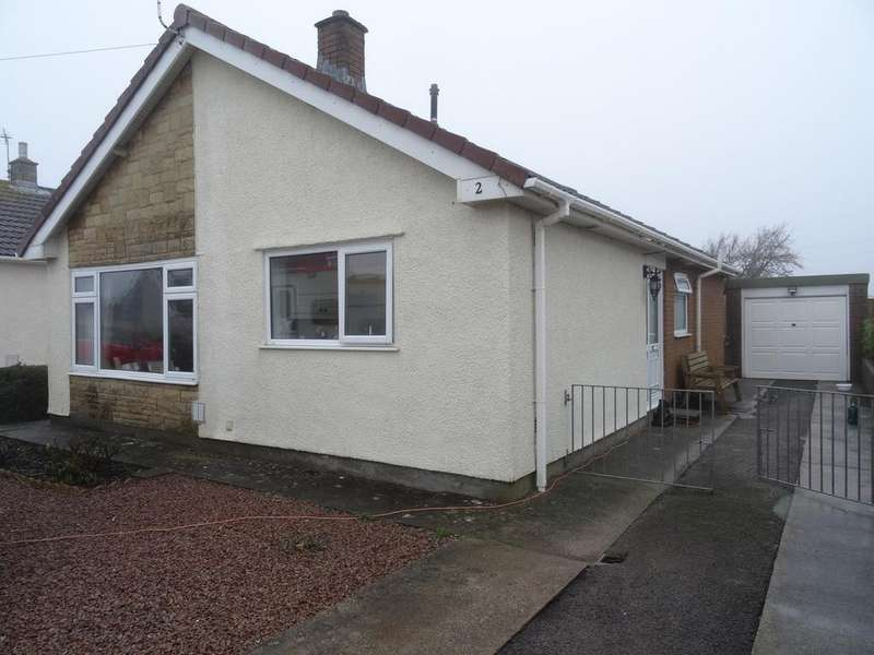 3 Bedrooms Detached Bungalow for sale in TEAL CLOSE, NOTTAGE, PORTHCAWL, CF36 3RE