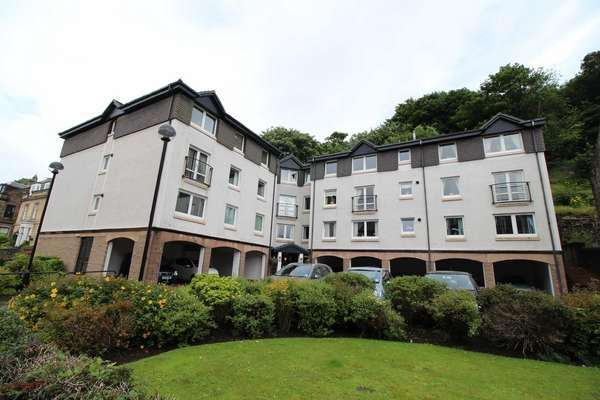 1 Bedroom Flat for sale in Flat 16 Ashton Court, Albert Road, Gourock, PA19 1LT