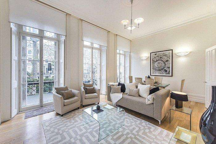 1 Bedroom Flat for sale in Rutland Gate, Knightsbridge, London, SW7