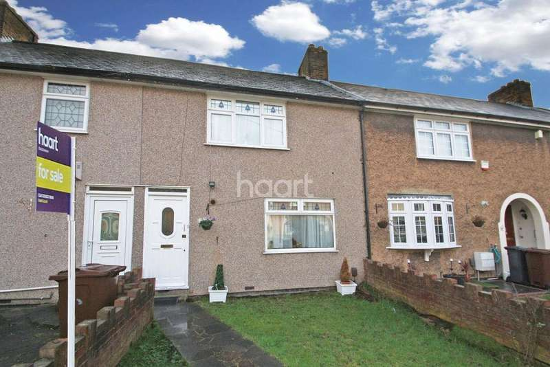 2 Bedrooms Terraced House for sale in Rutland Gardens