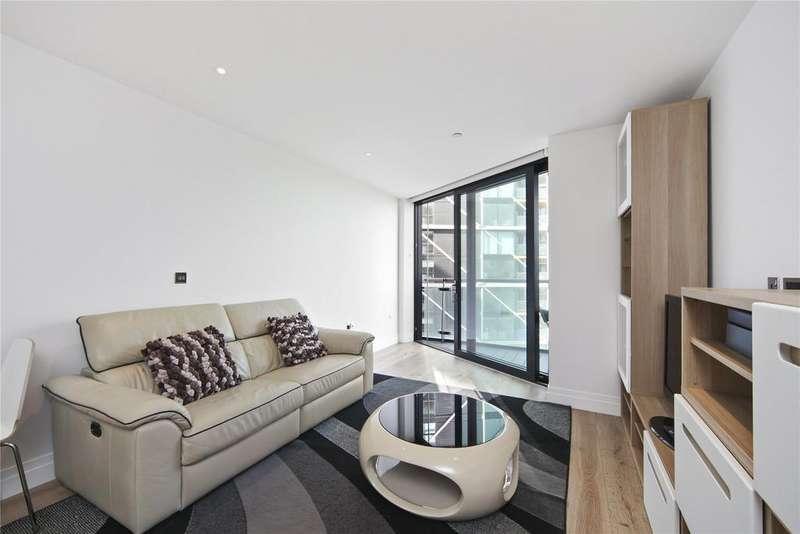 2 Bedrooms Flat for sale in Riverlight Quay, Nine Elms, London